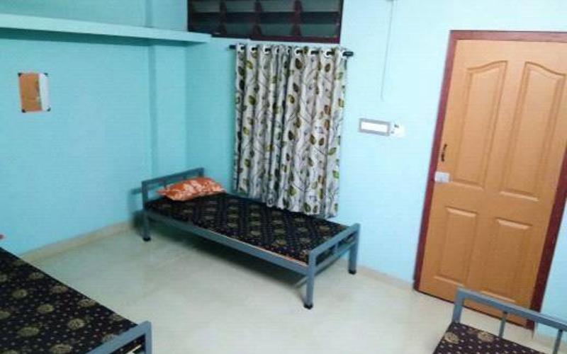 Three Sharing Rooms